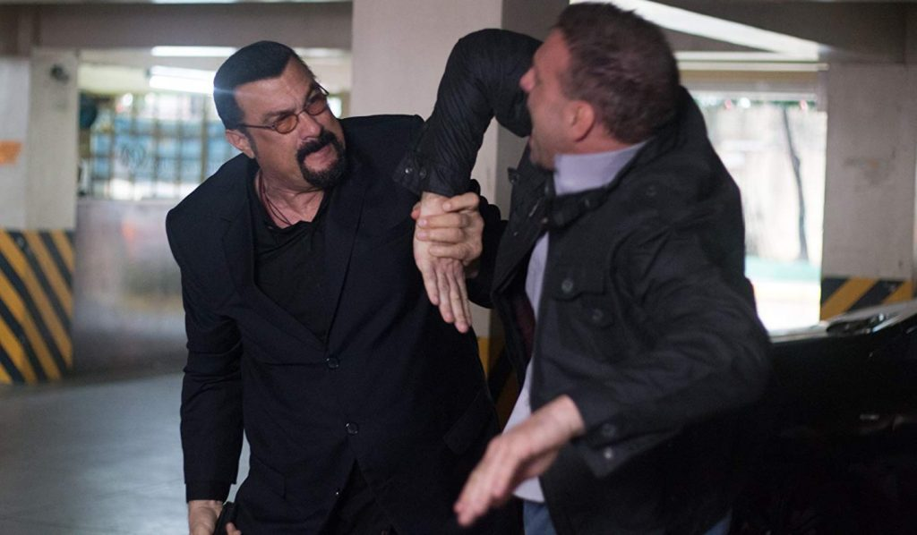 REVIEW: Steven Seagal�...