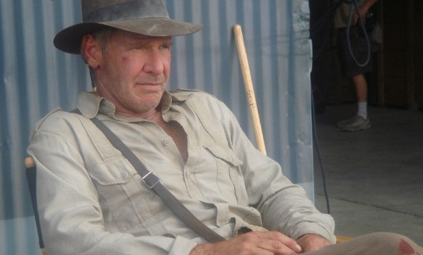 Harrison Ford Confirms that INDIANA JONES 5 Starts Filming Next Year!