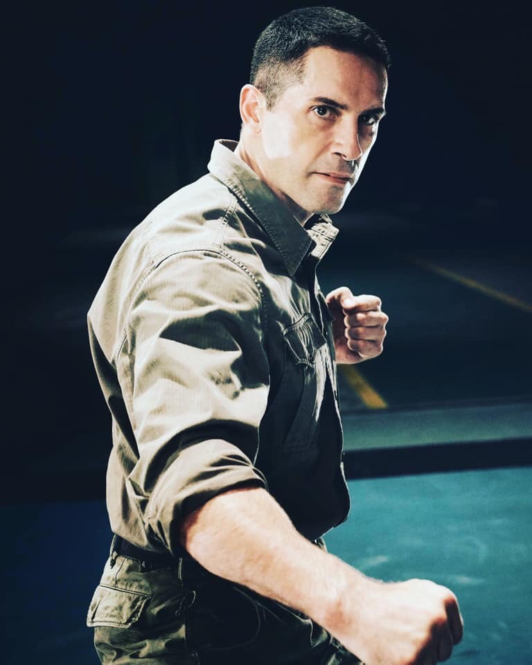 Exclusive Action Star Scott Adkins Returns And Talks Ip Man