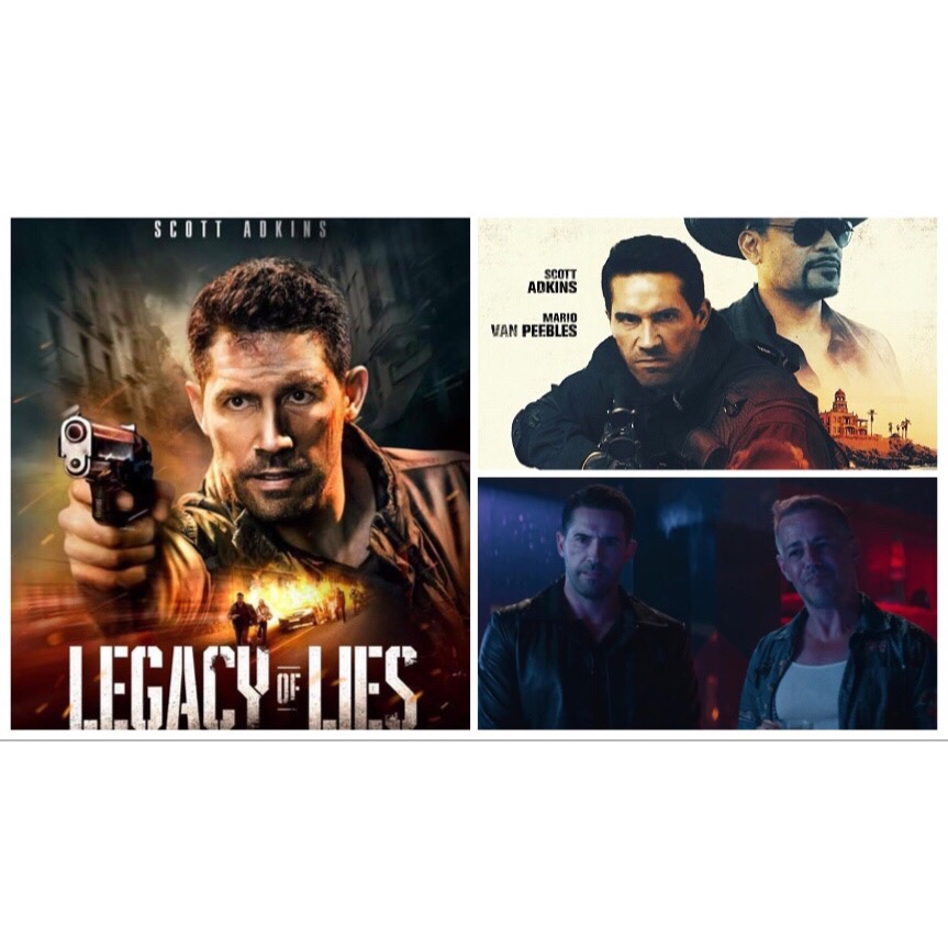 2020 Must See Flix Volume 2 The Scott Adkins Edition Legacy Of Lies Seized The Debt Collector 2 Action Flix Com