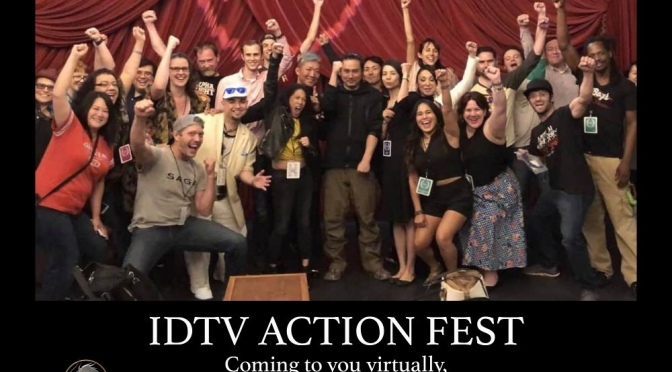 Dan's Movie Report: IRON DRAGON TV ACTIONFEST 2020 UNLEASHED! August 15th thru the 22nd, 2020! Global Screening Information!