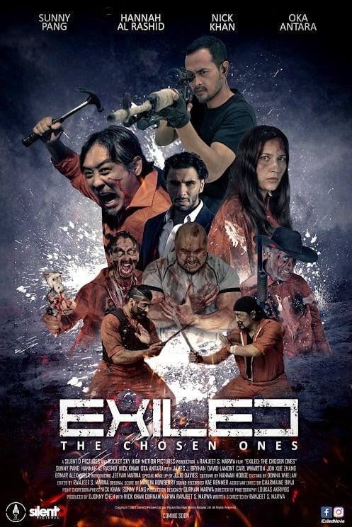 افلامكو افلام للكبار فقط - Exiled: The Chosen Ones 2021 - حرابيا