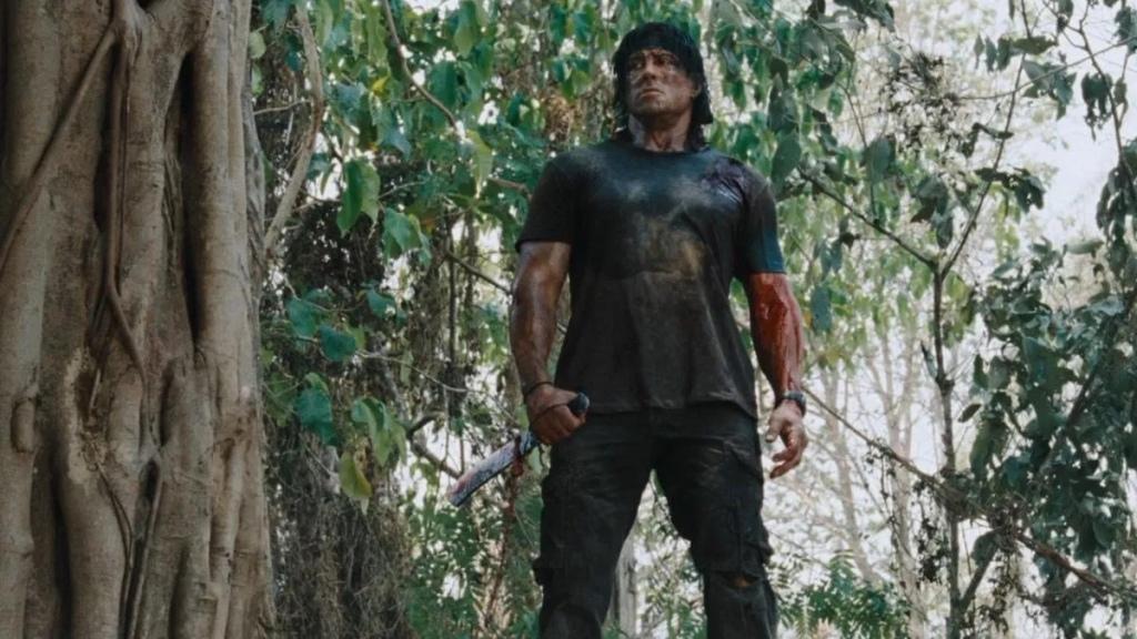 افلامكو افلام للكبار فقط - Rambo: Last Blood  2021 - حرابيا