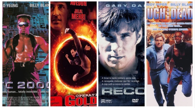 Action Rewind: From Billy Blanks to Gary Daniels, it's the Best DTV 90's Action! Part 1